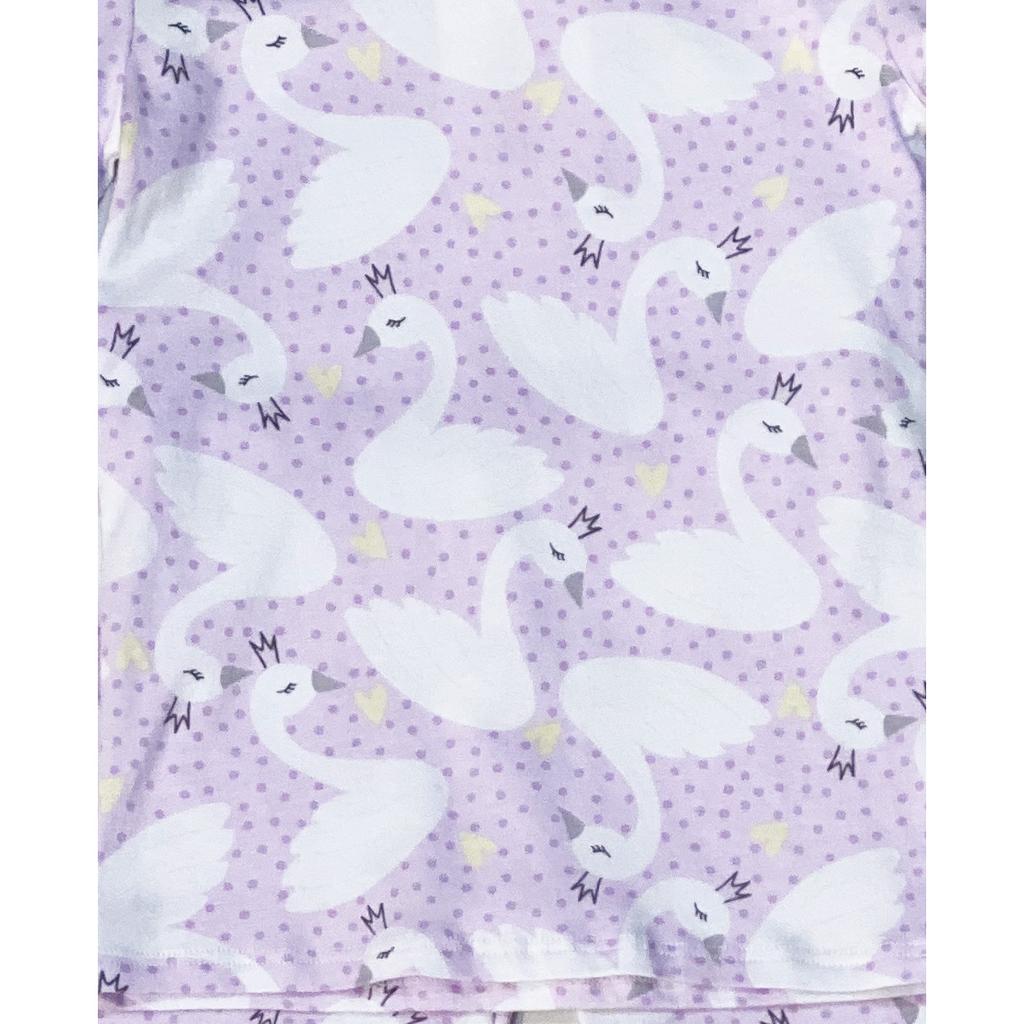 Esme Loungewear Esme Pajamas - Lavender Swan
