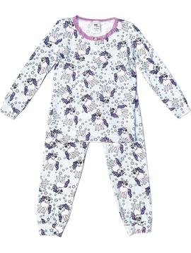 Esme Loungewear Esme Pajamas - Shimmer Unicorn Blue