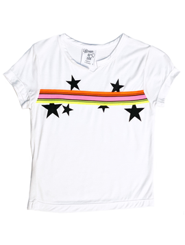 Flowers by Zoe Flowers by Zoe Black Stars Top