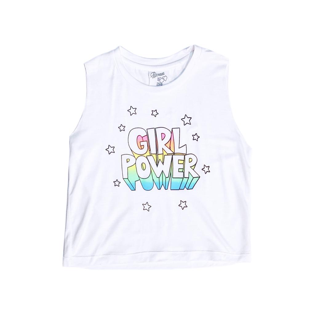Flowers by Zoe Flowers by Zoe Girl Power Tank