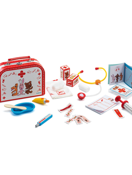 Djeco Toys Djeco My Veterinary Kit