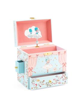 Djeco Toys Djeco Ballerina Music Box