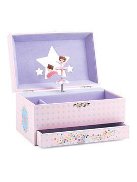 Djeco Toys Djeco Ballerina Treasure Box
