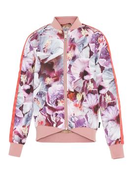 molo Molo Kids Hanna Jacket Floral