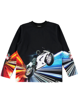 molo Molo Kids MC Rider Reif Shirt