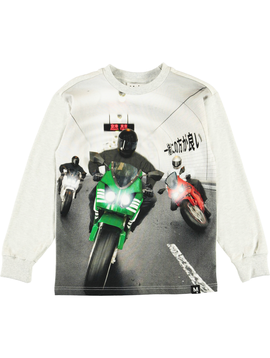 molo Molo Kids Bikers Risci Shirt