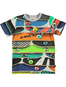 molo Molo Kids Skateboards Ralphie Shirt