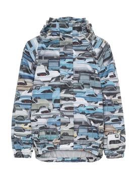 molo Molo Kids Rain Jacket Cars Waiton