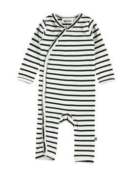 molo Molo Baby Boy Stripe Romper