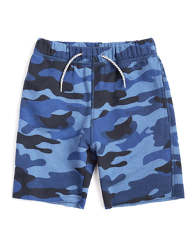 Appaman Appaman Navy Camo Camp Shorts