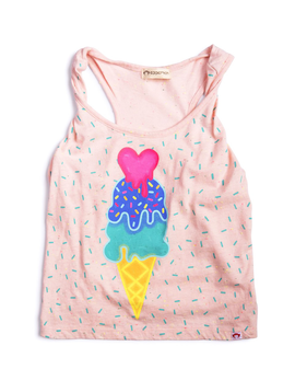 Appaman Appaman Twisted Ice Cream Tank