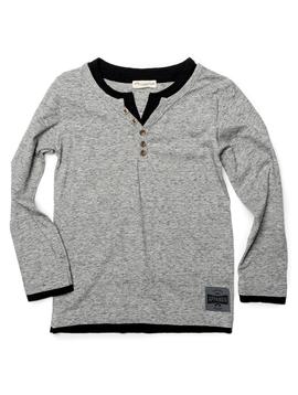 Appaman Appaman Grey Camden Shirt