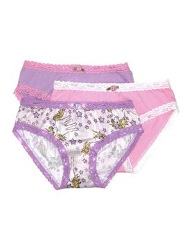 Esme Loungewear Esme Panty Underwear Shimmer Unicorn