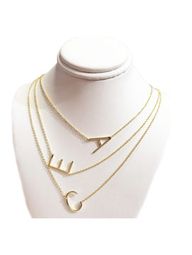 BRIATI Briati Kids Initial Necklace