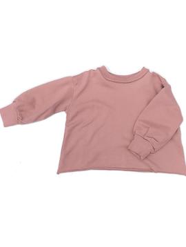 Go Gently Nation Go Gently Kids Puff Sweatshirt Cinnamon