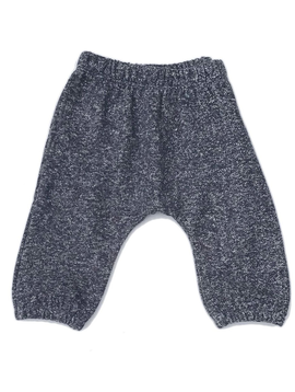 Go Gently Nation Go Gently Baby Indigo French Terry Pants