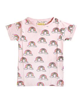 Hugo Loves Tiki Hugo Loves Tiki Rainbow Shirt