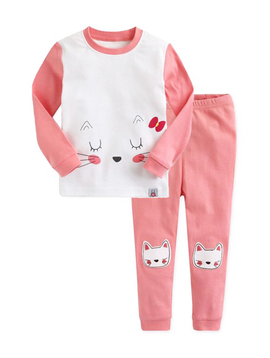 Sugar Bear Kitty Pajamas