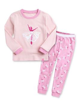 Sugar Bear Ballerina Pajamas