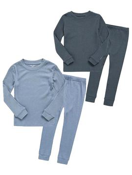 Sugar Bear Boys Modal Pajamas