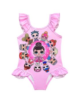 Sugar Bear Dolls Swimsuit