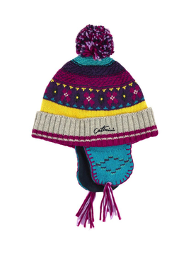 Catimini Catmini Kids Knit Pom pom Hat