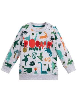 Catimini Catimini Kids Dinosaur Sweatshirt