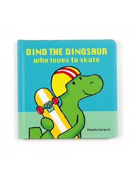 Jellycat Dino the Dinosaur Book Jellycat