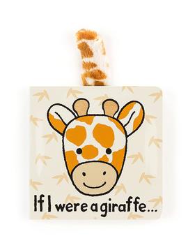 Jellycat If I Were a Giraffe Book Jellycat