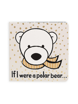 Jellycat If I Were a Polar Bear Book Jellycat