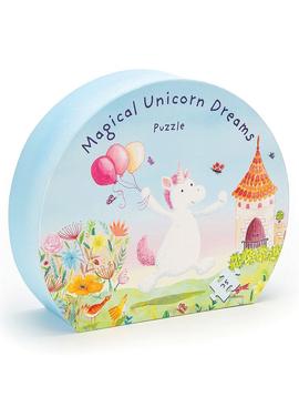 Jellycat Magical Unicorn Dreams Puzzle Jellycat