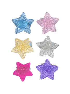 Lilies and Roses Glitter Stars Ring - Lilies and Roses