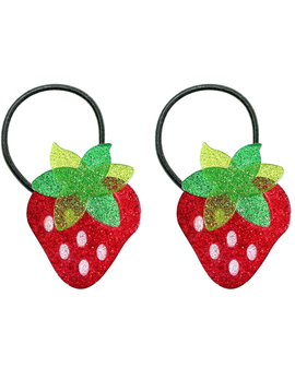 Lilies and Roses Ponytail - Strawberry - Lilies and Roses