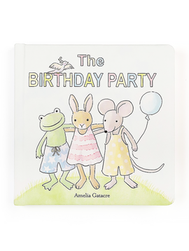 Jellycat Birthday Party Book Jellycat