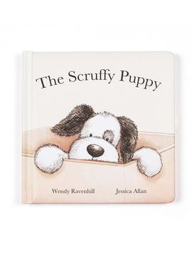 Jellycat Scruffy Puppy Book Jellycat