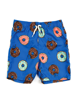 Appaman Appaman Swim Trunks Sweet Tooth