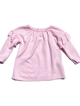 LAmade LAmade Kids Infant Anna Ruffle Top