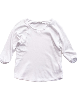 LAmade LAmade Kids White Kris Top