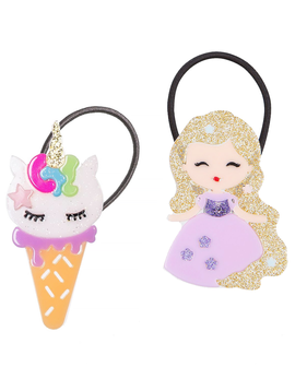 Lilies and Roses Ice Cream and Princess Set - Lilies and Roses