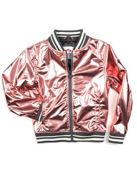 Appaman Appaman Rose Gold Bomber Jacket