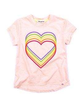 Appaman Appaman Rainbow Heart Tee