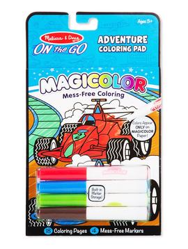 Melissa and Doug Adventure Magicolor Coloring Pad Melissa and Doug