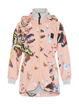 molo Molo Kids Butterfly Hillary Jacket