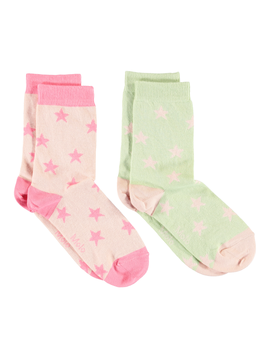 molo Molo Kids Nesi Socks Powder