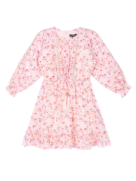 Velveteen Immi Floral Dress - Velveteen Clothing