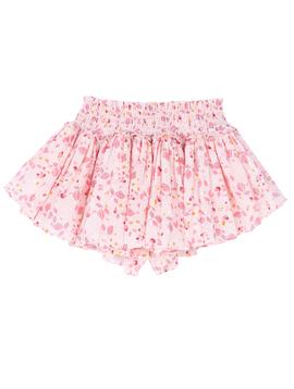 Velveteen Eloise Flutter Floral Skort - Velveteen Clothing