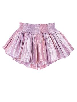 Velveteen Eloise Flutter Shimmer Skort - Velveteen Clothing