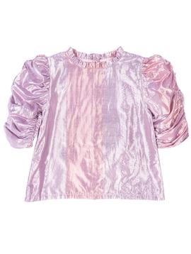 Velveteen Dionne Lame Top - Velveteen Clothing