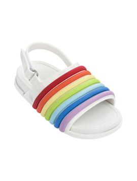 Mini Melissa Mini Melissa Rainbow Beach Slide