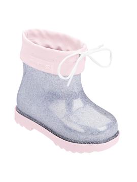 Mini Melissa Mini Melissa Glitter Rain Boots